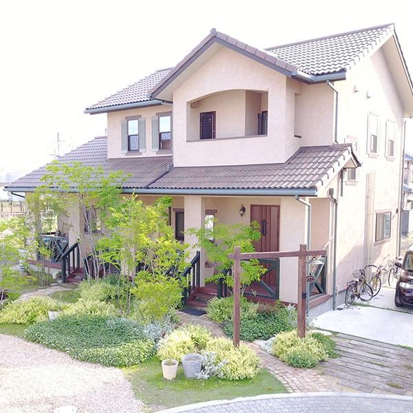 田尻町吉見 魔女の家